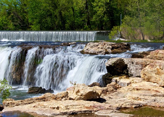 3. Grand Falls, Joplin