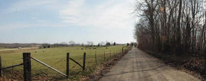 3.Rural Missouri off I-55
