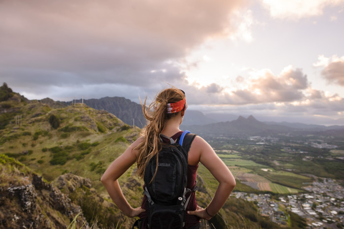 3. You won't be nearly as excited by the hiking options in any other state.
