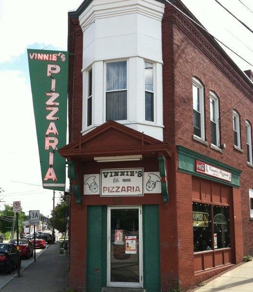 13. Vinnie's Pizzaria, Concord