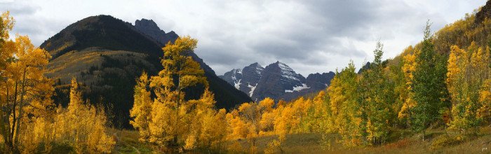 """3. """"We were told several times that the color or the fall aspen trees was the best it had been in 10 years! And what amazing fortune and blessing to arrive at the peak of fall glory. I had no idea or expectation of the color, it was a complete surprise."""""""