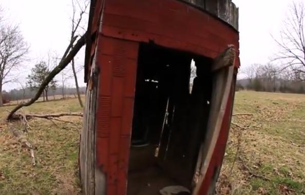 Outhouse...
