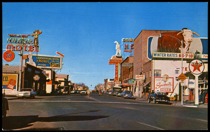 what nevada looked like in the 1950s