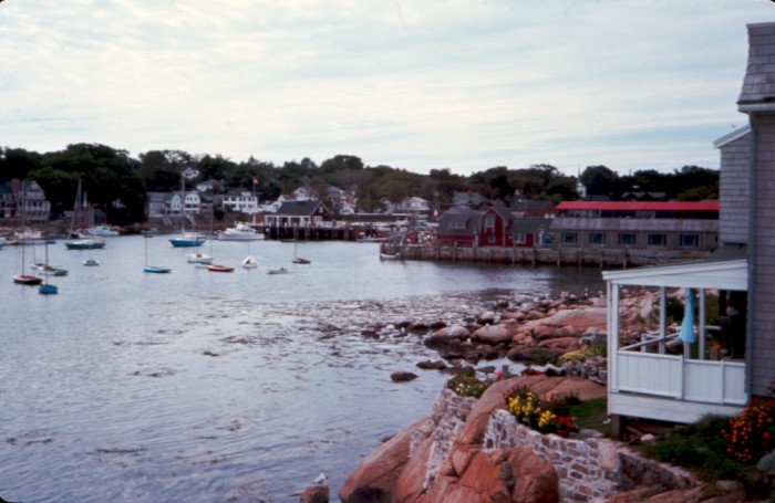 7. Outer Rockport Harbor.