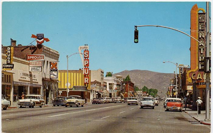 5. Carson City
