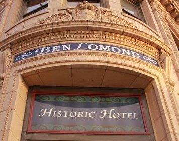9. Ben Lomond Suites, Ogden