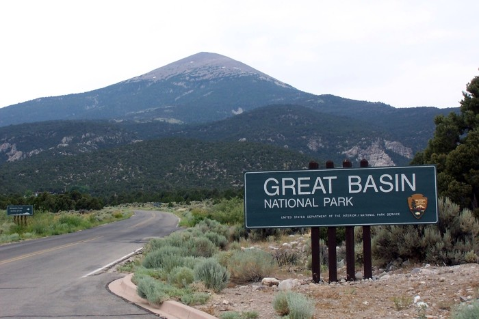 7. Great Basin National Park - Baker