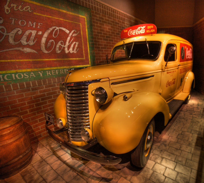 1. The Birthplace of Coca-Cola