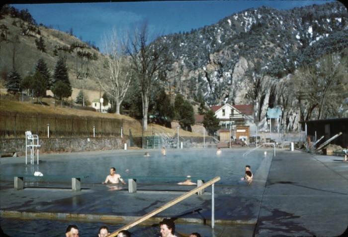 Garden Of The Gods Colorado Springs Co >> These 20 Photos of Colorado In The 1960s Are Mesmerizing