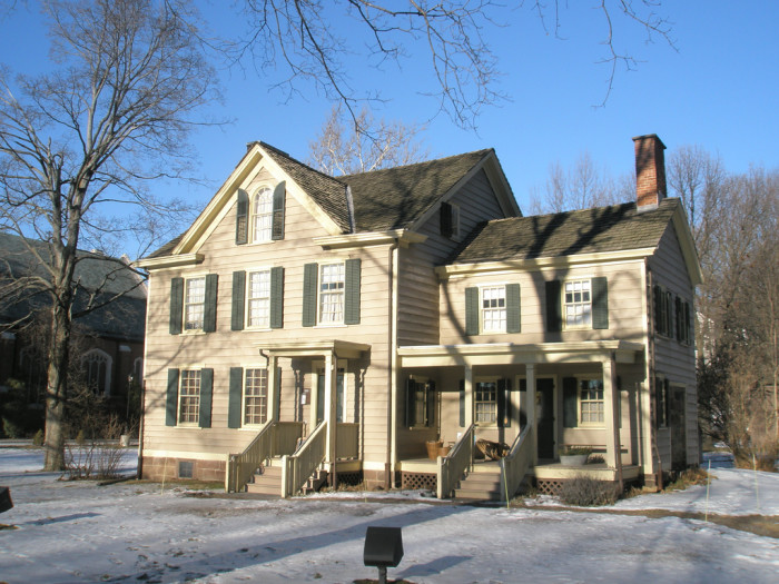 16. Grover Cleveland Birthplace