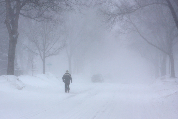 2. Extremely low temps and windchills can be very dangerous if exposed to for too long.