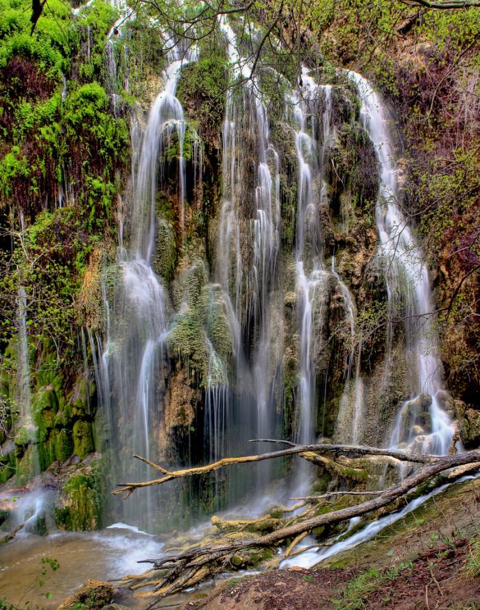 8. Gorman Falls (Bend)
