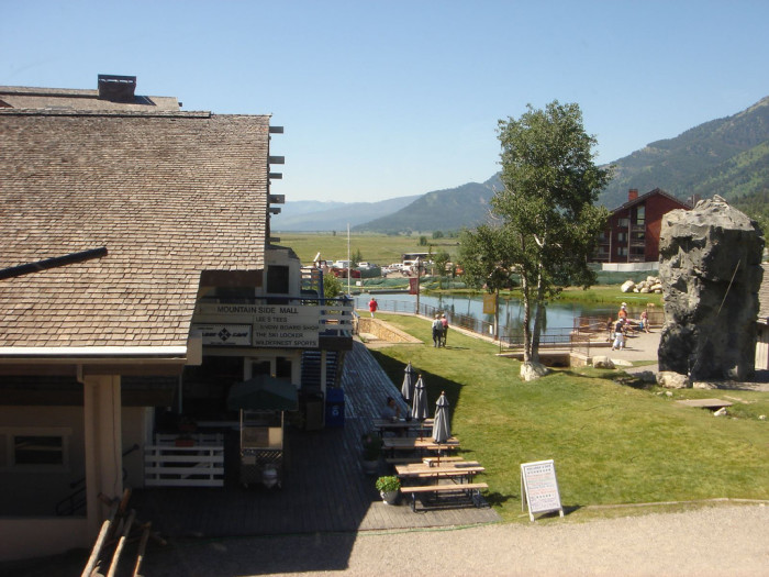 5. Teton Village