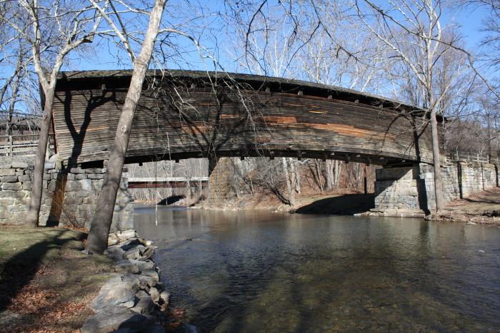14. Humpback Covered Bridge