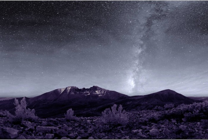 9. Nevada's night skies are INCREDIBLE.