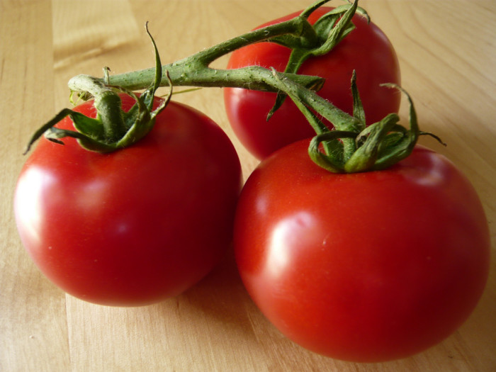 11. Utah tomatoes are the best in the country.