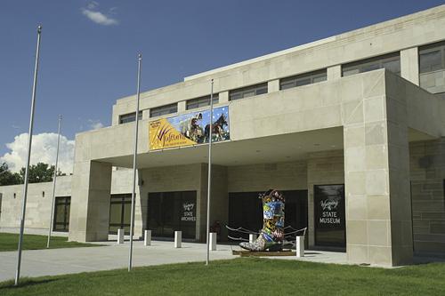 8. Wyoming State Museum