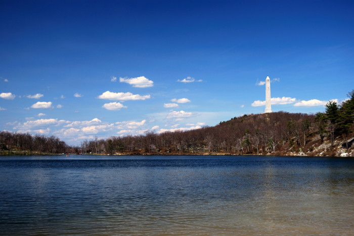 1. High Point State Park, Sussex