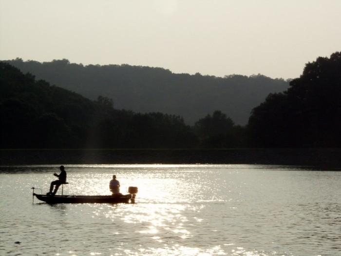 4. Greenbriar Lake, Washington County