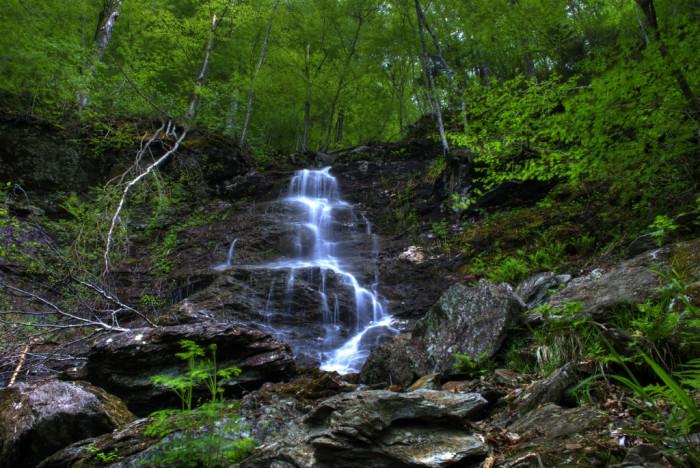 12. March Cataract Falls, Williamstown