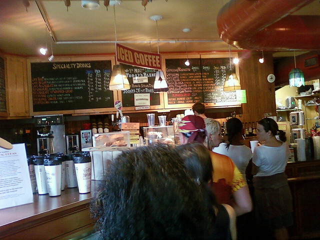 11. In addition to having Dunkin Donuts on almost every corner, we also have some of the nation's best small coffee shops.