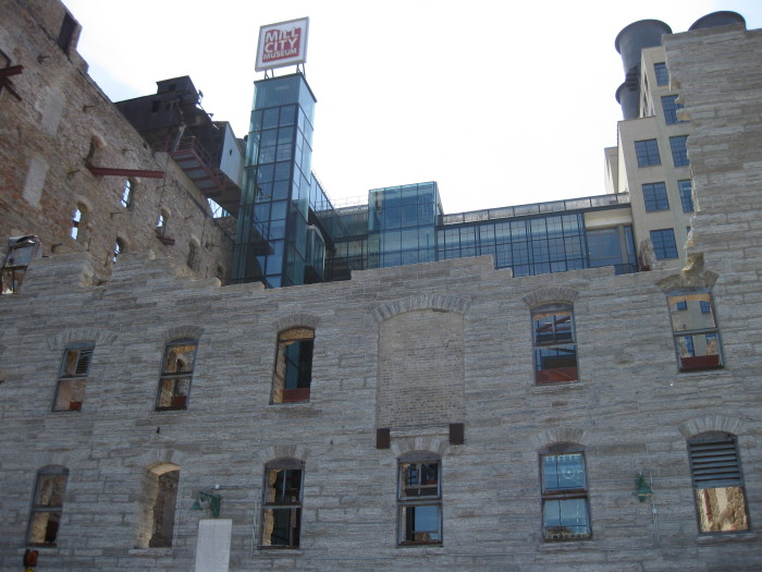 The museum is an amazing center for education about the history of Minnesota and the milling industry and features fun exhibits like the flour tower ride, water lab, baking lab, and rooftop observation deck.