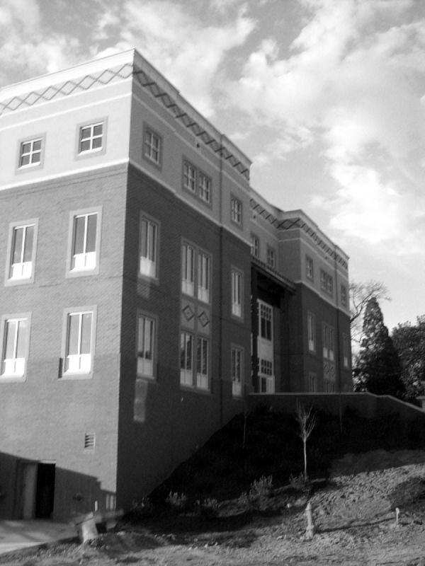 4. Bellevue Hall, Augusta