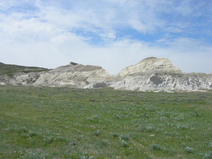 9. White Butte