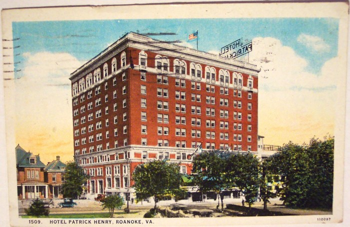 5. Hotel Patrick Henry