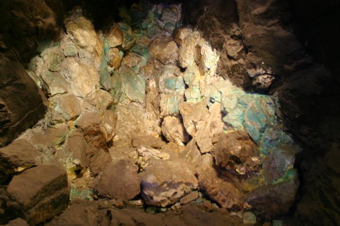 8. Morefield Gem Mine