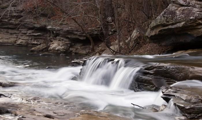 7. Turkey Creek Falls - Pinson, AL