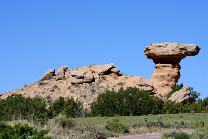 9. Camel Rock, Tesuque