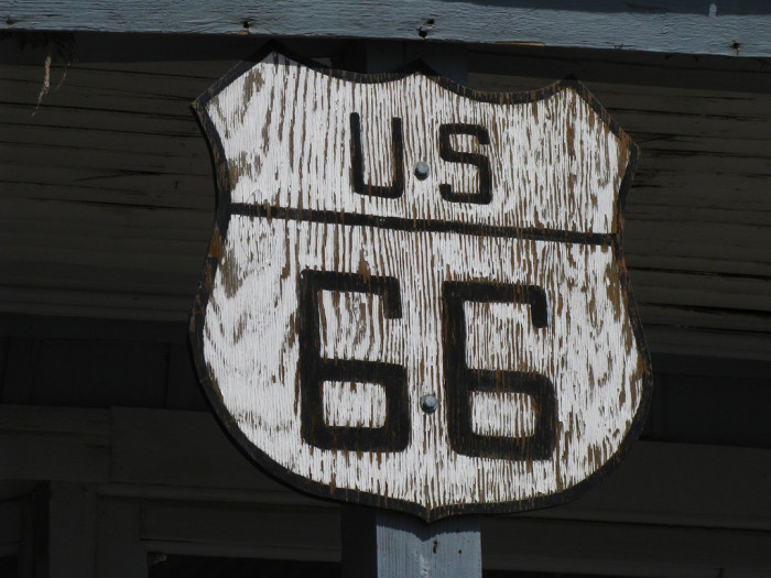 6. Get your kicks along the ENTIRE Route 66.