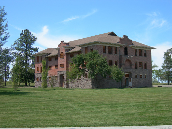 4. Albion State Normal School, Albion
