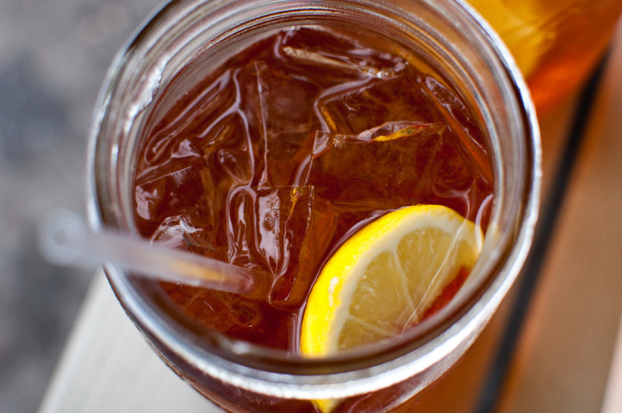 12. Because every sip of sweet tea brings you further back to Sundays on grandma's porch without a care in the world.