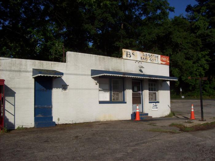 11. B's BBQ, Greenville