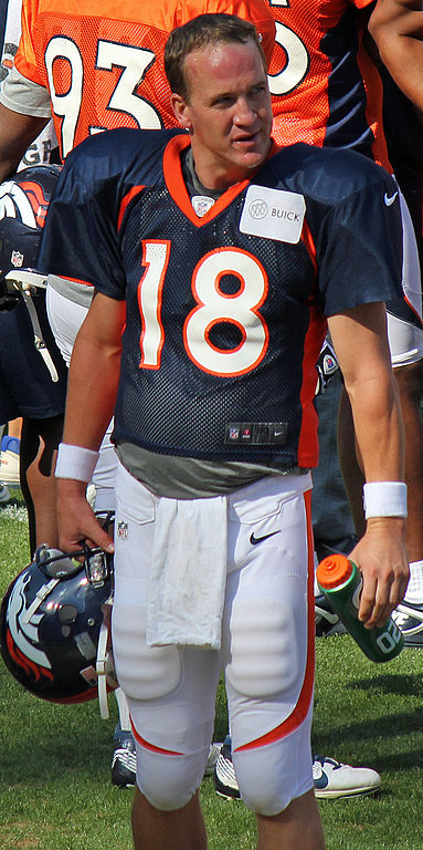 3. Seeing how this is Mr. Manning's last game, he deserves to go out with a bang.