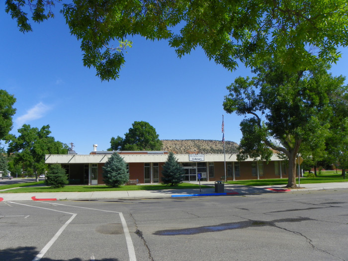 4. Hot Springs County Library - Thermopolis