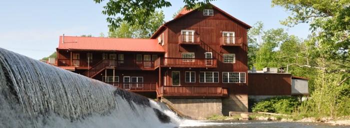 11. Damascus Old Mill Inn