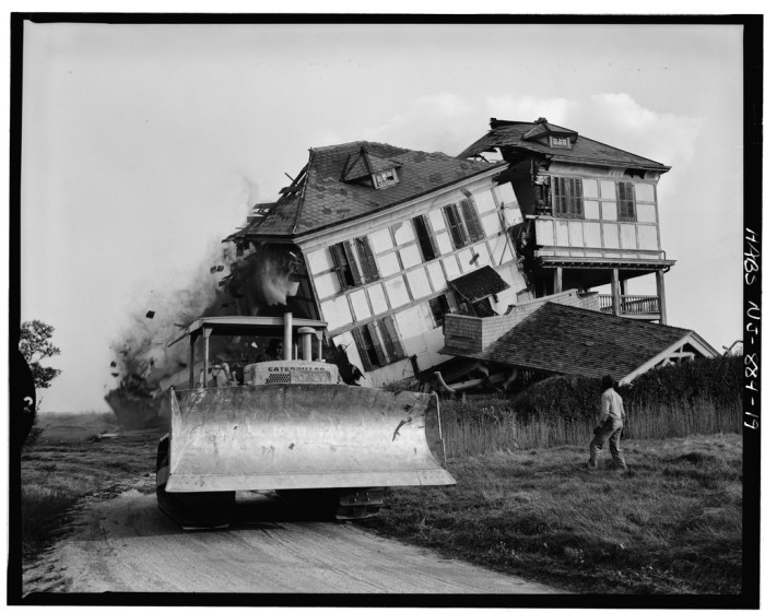 3. The demolition of Ulysses S. Grant Cottage, formerly at 995 Ocean Avenue, Long Branch.