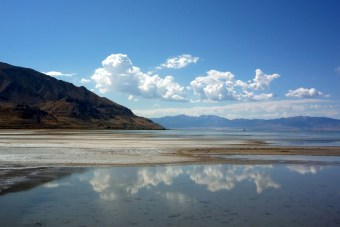 16. Great Salt Lake