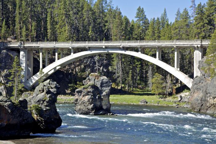 8. Canyon Bridge
