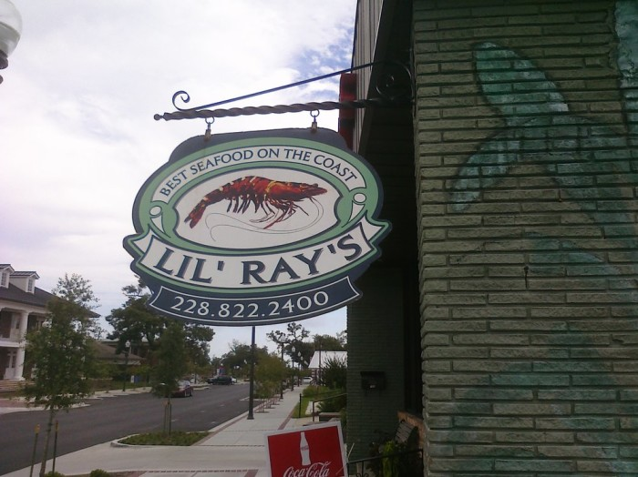 3. Lil Ray's Po' boys and Seafood, Gulfport