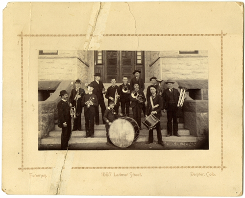 15. The Colorado School for the Deaf and Blind band