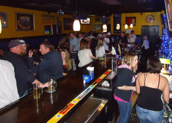 1. 3rd Base Bar and Grill in Petersburg