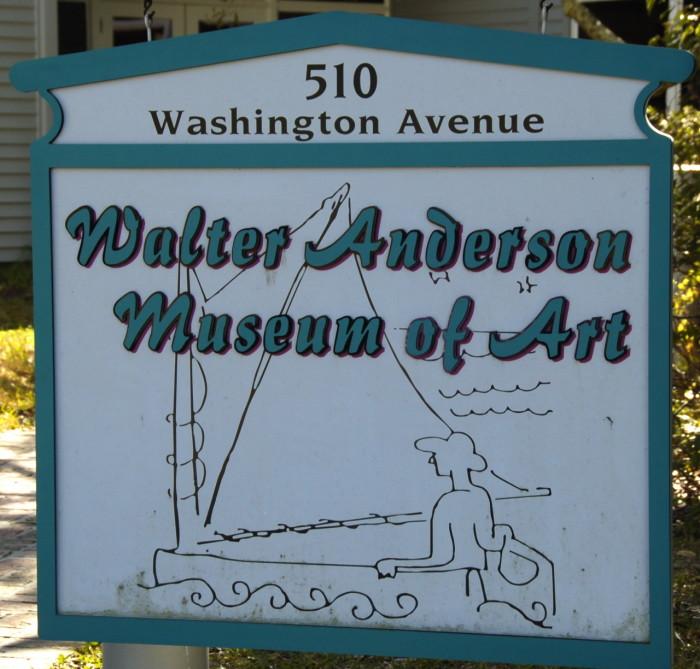 Walter Anderson Museum