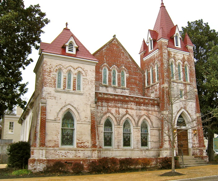 4. Fillmore Street Chapel, Corinth
