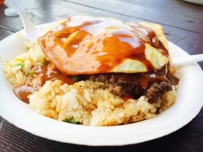 4) Local Food, Lahaina