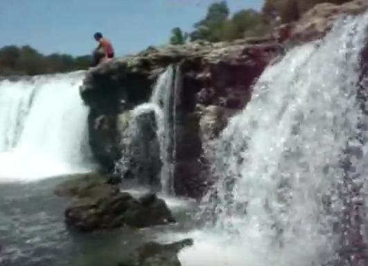 4. Grand Falls on Shoal Creek, Joplin