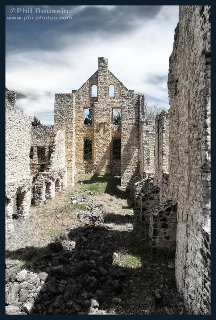 The Hidden Ha Ha Tonka Castle Ruins